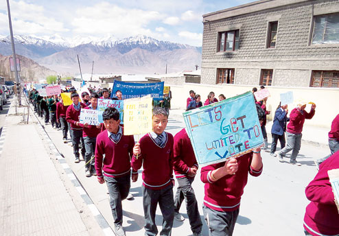 Ladakh's Union Territory (UT) demand – All You Need to KnowPREMIUM