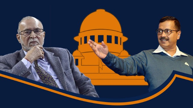 SC Verdict on Delhi Government Vs Lieutenant Governor