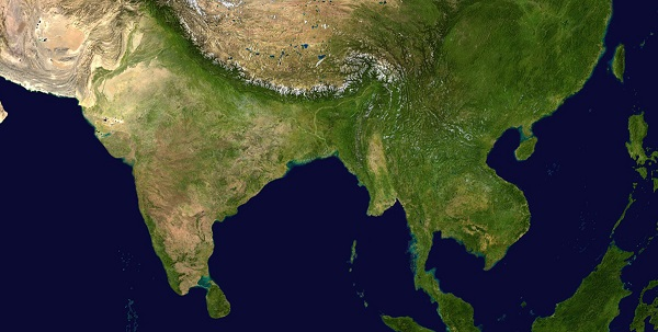 Indian Geography – Mind Map