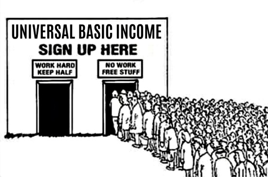 Universal Basic Income – Is it a Remedy to the issue of Poverty & Inequality?