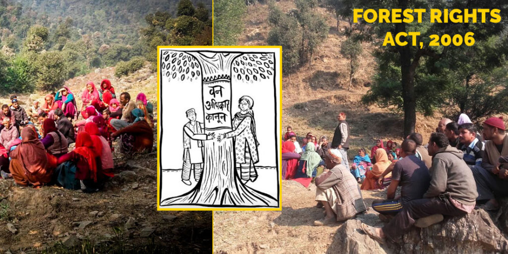 forest rights act 2006 upsc ias gk