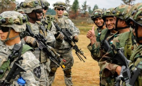 [Table] List of India's Joint Military Exercises – for UPSC 2019