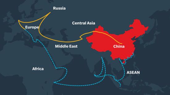 Belt & Road Initiative (BRI) of China - Will it Benefit India?