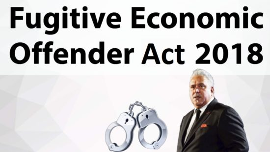 Fugitive Economic Offenders Act 2018 - Why is it Necessary?