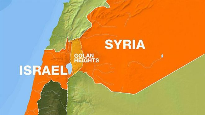 Golan Heights Dispute - Everything you need to know