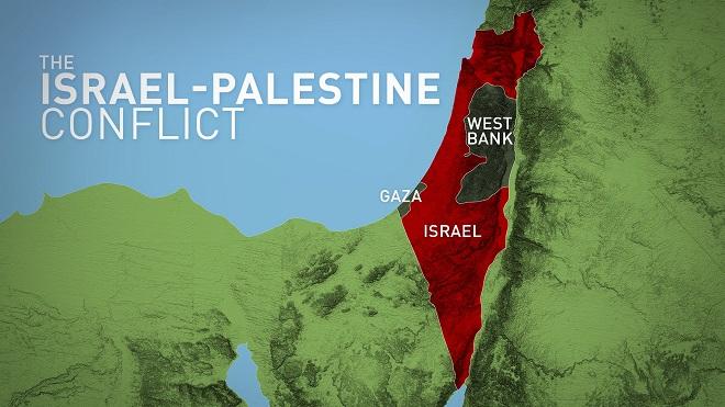 ISRAEL-PALESTINE conflict upsc