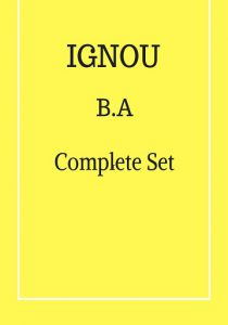 ignou material notes pdf free download