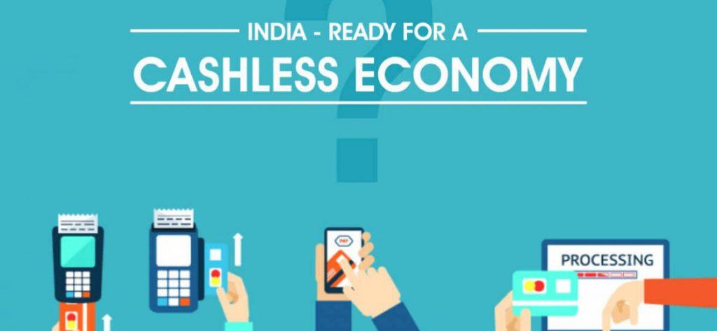 cashless economy in india pros cons upsc ias essay mindmap notes
