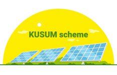 KUSUM Scheme: Need, Significance, Drawbacks