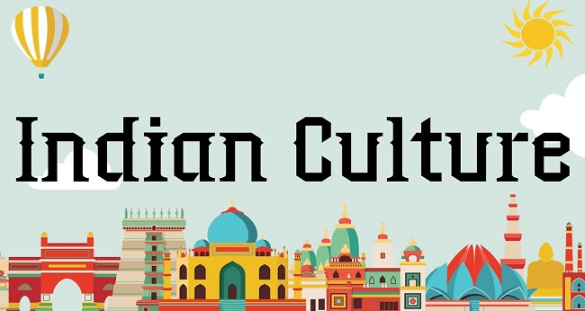 Indian Culture – Mind Map