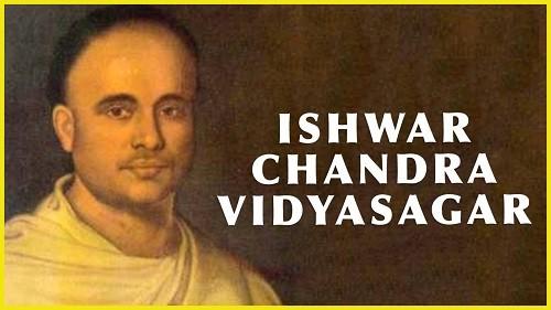 Ishwar Chandra Vidyasagar – Important Personalities of Modern India