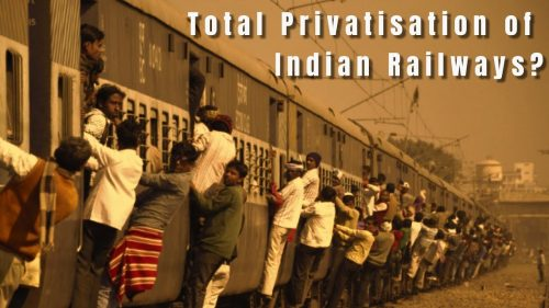 Privitization of Railways – Advantages & DisadvantagesPREMIUM