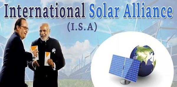 International Solar Alliance – Need, Objectives, Challenges, Benefits for IndiaPREMIUM