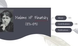 Madame HP Blavatsky - Important Personalities of Modern India