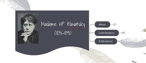 Madame HP Blavatsky – Important Personalities of Modern IndiaPREMIUM