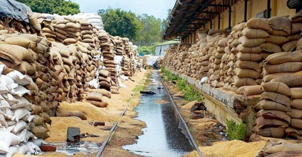 Food Grain Storage & Management in India