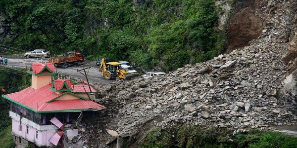 [Disaster Series] Landslides in India and its ManagementPREMIUM