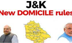 New Jammu & Kashmir (J&K) Domicile Rules - Implications & Criticisms