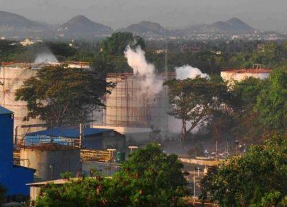 Vizag gas leak upsc