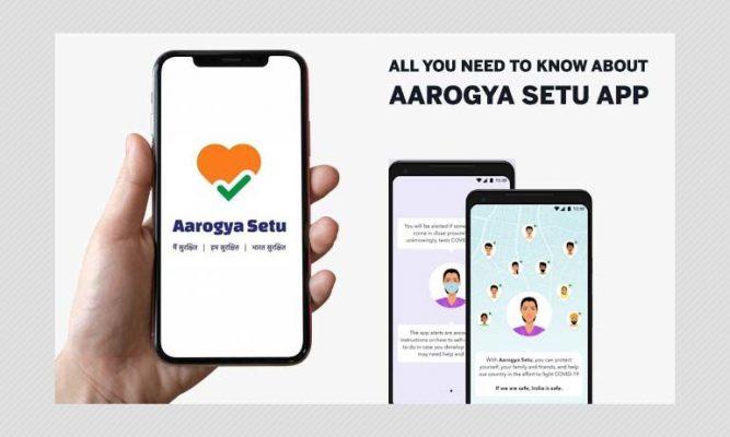aarogya setu app upsc