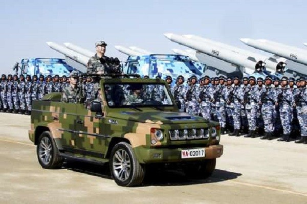 China's territorial dispute upsc essay notes mindmap