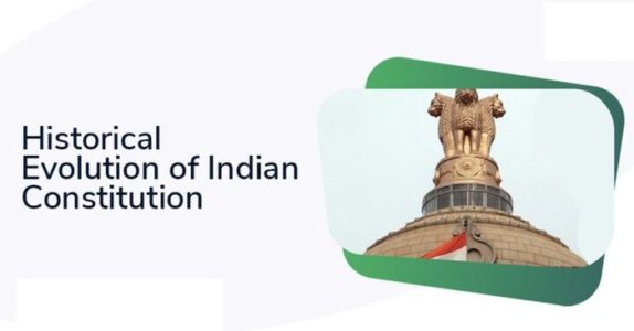 [Polity] Historical Background of Indian Constitution