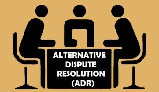 Alternative dispute resolution in India