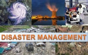 disaster and its management upsc notes mindmap