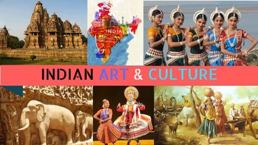 indian art & culture notes for upsc (mindmaps)