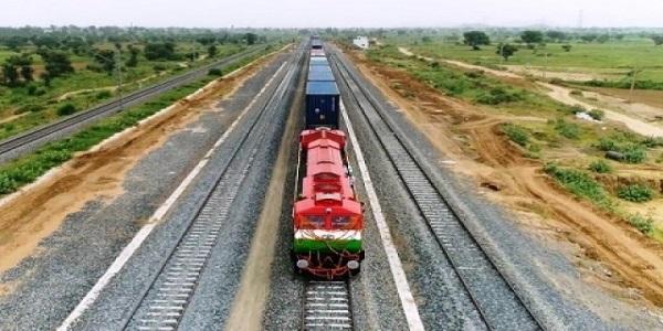 dedicated freight corridor upsc, essay notes, mindmap