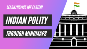 Indian polity through mindmaps upsc