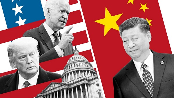 [Article] Biden Administration's China Policy - Issues, India's Concerns, Way Forward