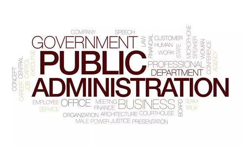 Public administration optional notes mindmap course
