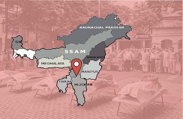 [Editorial] Assam-Mizoram Border Dispute
