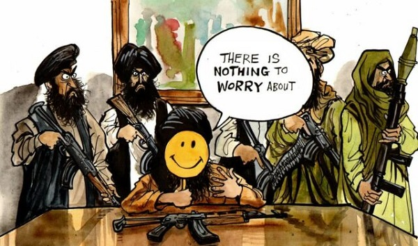 [Editorial] Return of Taliban