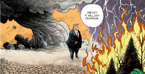 [Editorial] Consequences of Wildfires