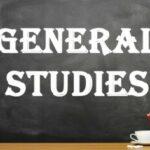 Group logo of General Studies